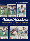 Almost Yankees [electronic resource]
