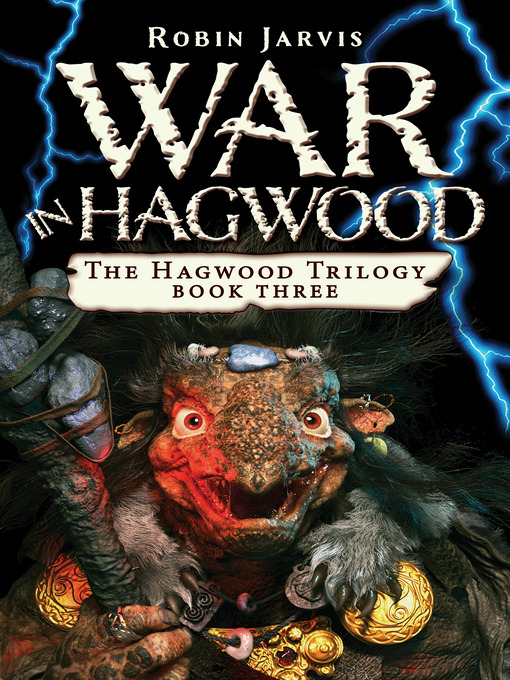 Cover image for War in Hagwood