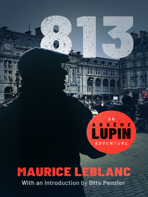 Cover image for 813