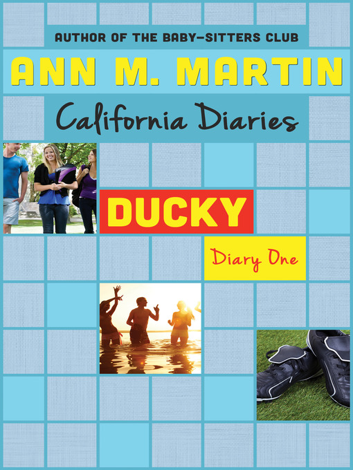 Ducky : diary one
