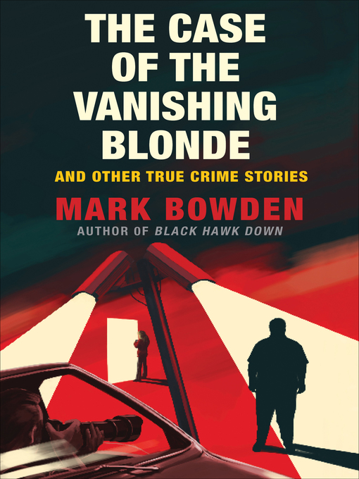 Cover image for The Case of the Vanishing Blonde
