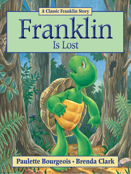 Franklin Is Lost [electronic resource]