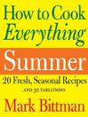 Cover image for How to Cook Everything