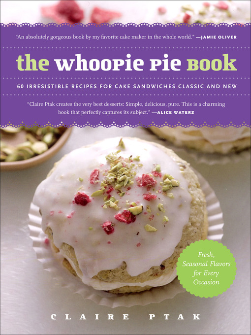 Cover image for The Whoopie Pie Book