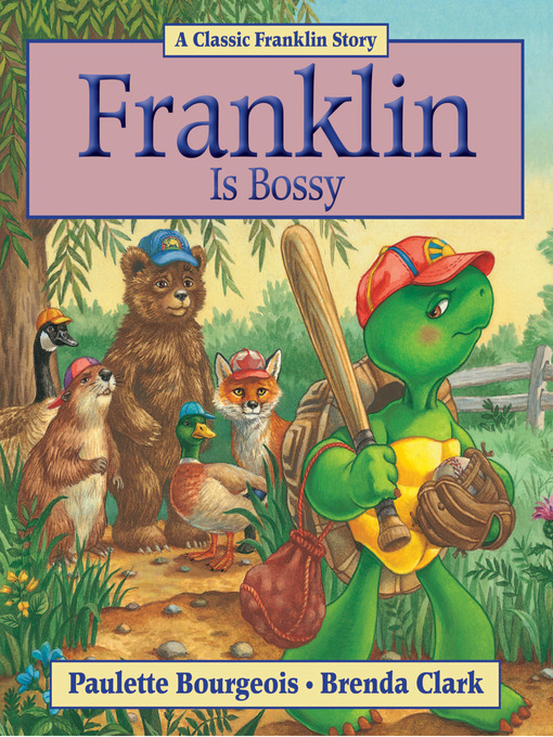 Franklin Is Bossy [electronic resource]
