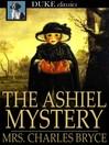 The Ashiel Mystery