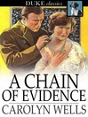 A Chain of Evidence [electronic resource]