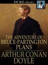 The Adventure of Bruce-Partington Plans