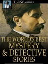 Cover image for The World's Best Mystery and Detective Stories