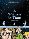 Cover image for A Wrinkle in Time, The Graphic Novel