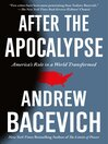After the Apocalypse [electronic resource]