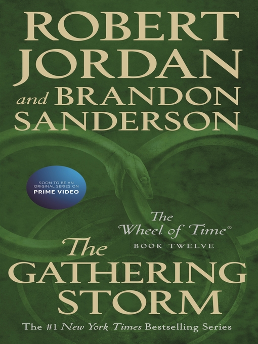 Cover image for The Gathering Storm