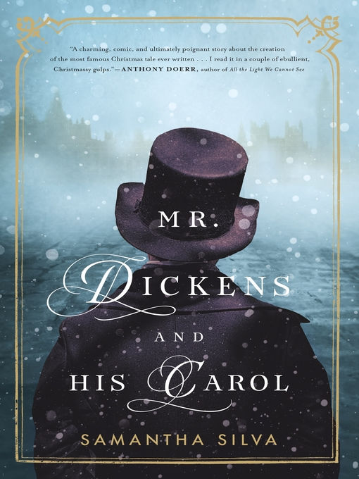 Cover image for Mr. Dickens and His Carol