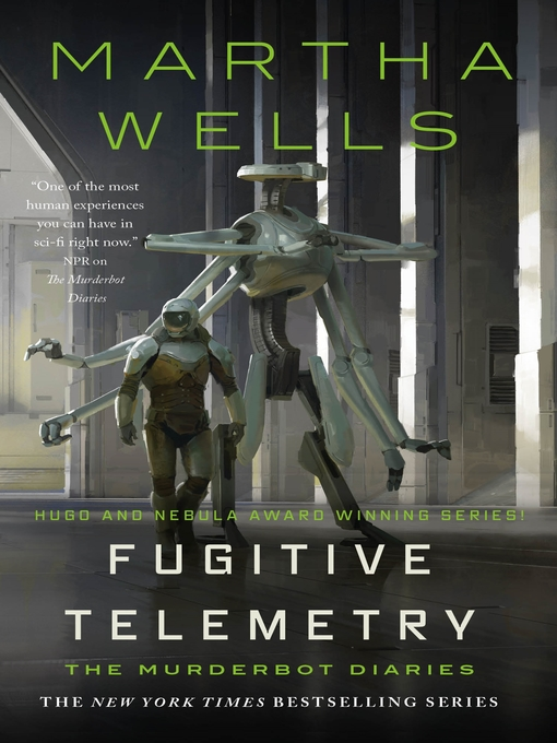 Cover image for Fugitive Telemetry