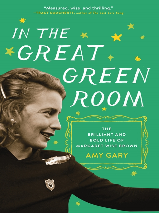 Cover image for In the Great Green Room