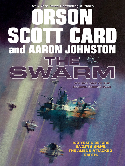 Cover image for The Swarm