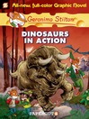 Cover image for Dinosaurs in Action!