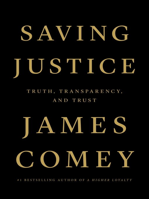 Saving Justice [EBOOK]