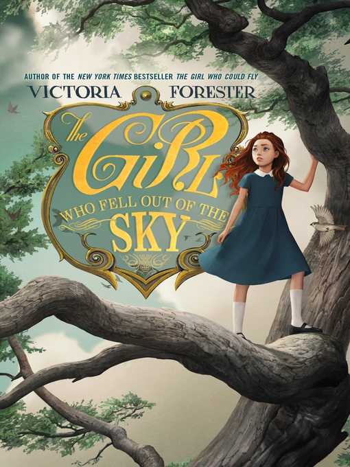 The Girl Who Fell Out of the Sky