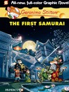 Cover image for The First Samurai