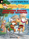 Cover image for Geronimo Stilton Saves the Olympics