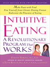 Intuitive Eating [electronic resource]