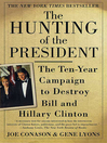 The Hunting of the President