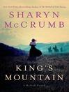 King's Mountain--A Ballad Novel cover