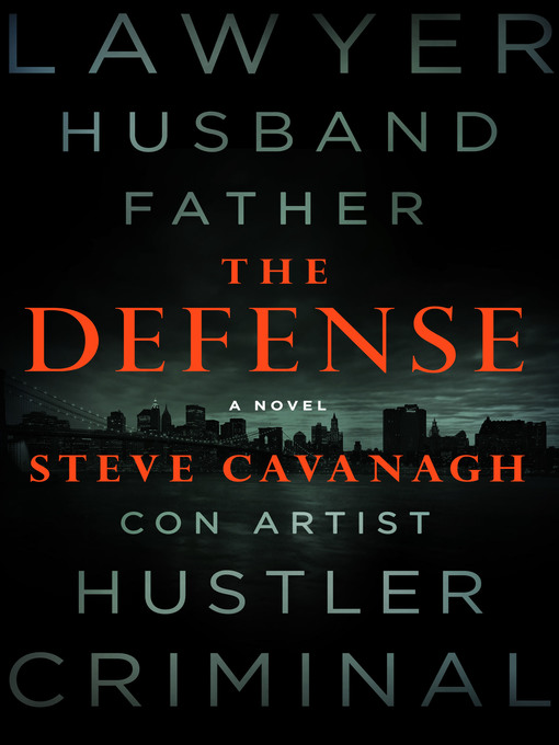 Cover image for The Defense--A Novel
