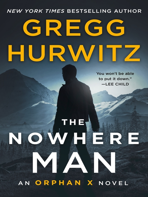 Cover image for The Nowhere Man
