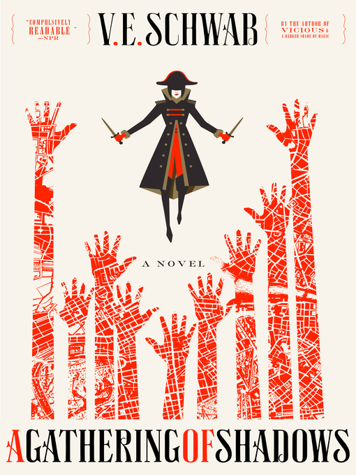 Cover image for A Gathering of Shadows