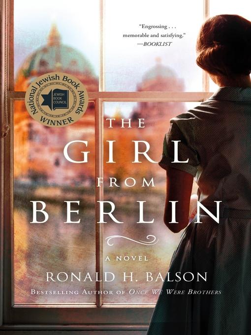 The Girl from Berlin--A Novel