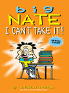 Big Nate. I can't take it!