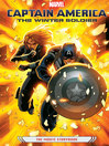 Cover image for Captain America: The Winter Soldier