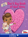 Cover image for Doc's Big Book of Boo-Boos: A Disney Read-Along