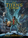 Cover image for The Titan's Curse: The Graphic Novel