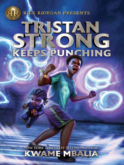 Cover image for Tristan Strong Keeps Punching
