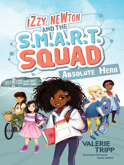Izzy Newton and the S.M.A.R.T. Squad