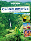 Cover image for Central America on a Shoestring Travel Guide