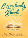 Everybody Has A Book Inside of Them