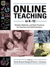 Online Teaching in K-12