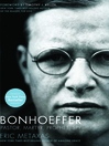 Cover image for Bonhoeffer