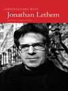 Cover image for Conversations with Jonathan Lethem
