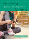 Overcoming Procrastination for Teens