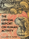 The Official Report on Human Activity