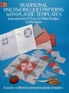 Cover image for Traditional Patchwork Quilt Patterns with Plastic Templates