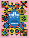 Cover image for 101 Patchwork Patterns