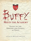 Cover image for Buffy Meets the Academy