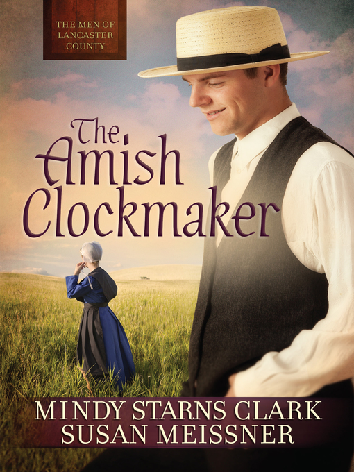 Cover image for The Amish Clockmaker