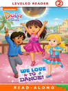 Cover image for We Love to Dance!
